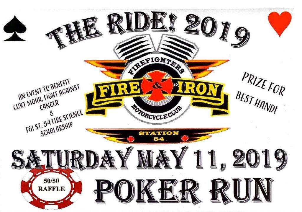 Fire and Iron Poker Run